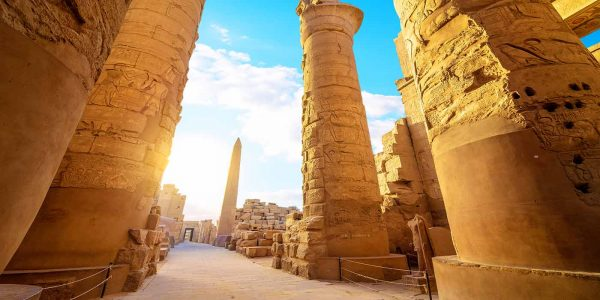Luxor temple Karnak