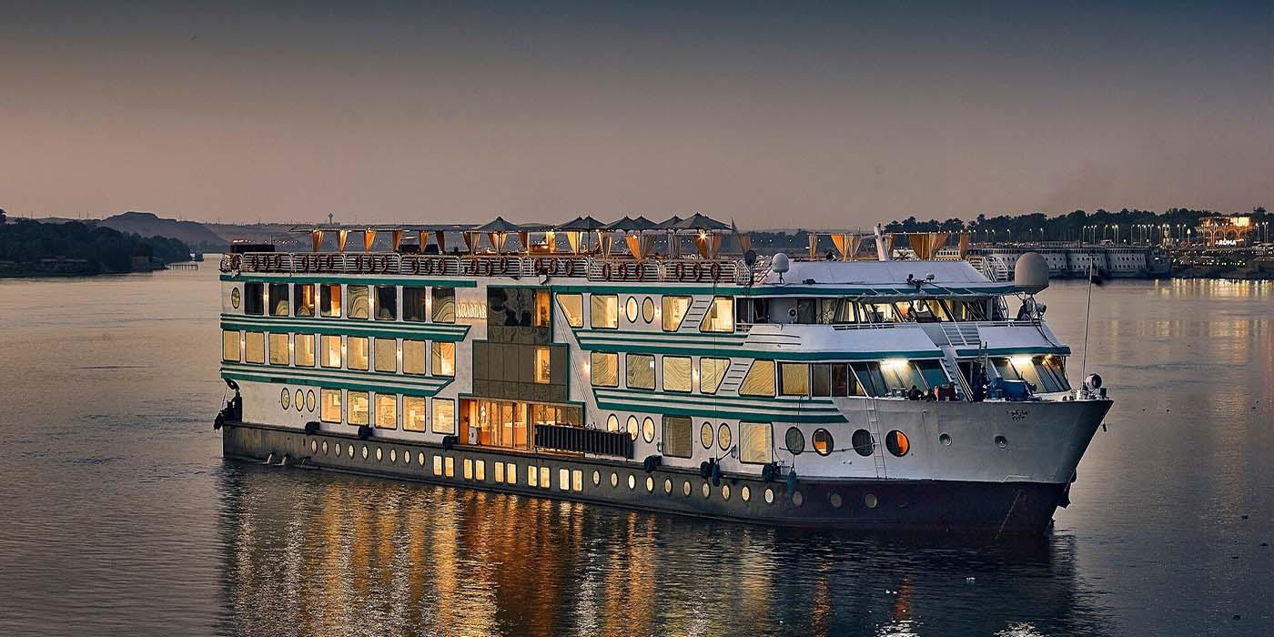 Nile Cruise 4 Days - 3 Nights - GoLuxor